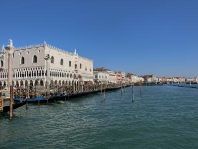 ベネチア&ドバイ DAY1~3 出国~ベネチア市内観光編