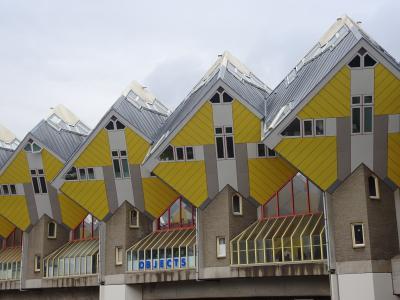 2020年2月 ベネチア&アムステルダム+ちょっとだけフランクフルト (5) ハーグ~ロッテルダム