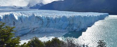 蒼き氷河のパタゴニアと雨季のウユニ塩湖  3日目 ロス・グラシアス国立公園 ペリト・モレノ氷河編