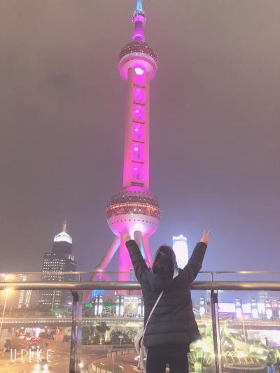 2019-2020年末年始子連れ上海♪2日目!!