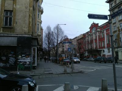 中欧・東欧6ヶ国旅行 ヴィトシャ山に抱かれた誇り高い都 ソフィア