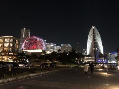 横浜ハンマーヘッドに行ってみました