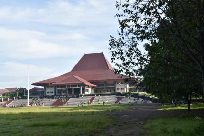 20年ぶりのインドネシア(3)、ジョクジャカルタ