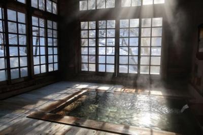 津軽冬景色 3泊4日 ①星野リゾート青森屋と青荷温泉ランプの宿