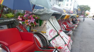 マレーシア6日間の旅①  ペナン観光