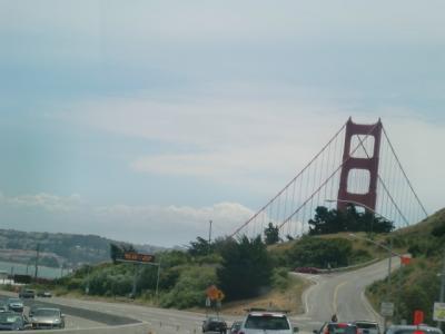 カリフォルニア州 サンフランシスコ - 街をドライブ