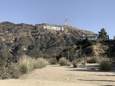 3年ぶり4度目のLA!~ハリウッドサインを間近で~②