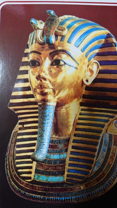 悠久の時が流れるエジプト・ナイル川クルーズ8日(7)エジプト考古学博物館見学&帰国編