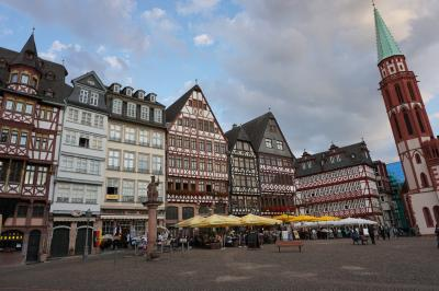 イタリア・ドイツ旅2015 ~フランクフルト編~