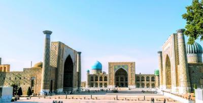中央アジアの旅 第16日目 終日、サマルカンド滞在 ②