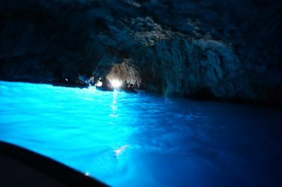 イタリア・ドイツ旅2015 ~カプリ島・青の洞窟編~