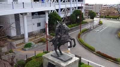 家から阪急川西能勢口駅まで歩きました その4完。