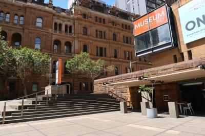 初めての南半球 オーストラリア・シドニーへの旅6日間 その3(シドニー博物館~ダーリングハーバー)