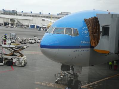 2020JAN・KLMオランダ航空ビジネスクラスでアムステルダムから成田へ・新しいKLMラウンジを体験