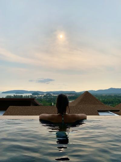 女子旅!タイのクラビでプライベートプール付きのホテルに宿泊!