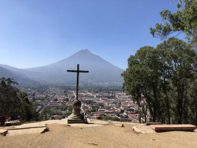 中米周遊 ⑨ アンティグア