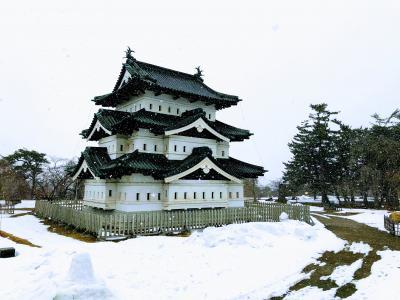 【2020年2月】暖冬の北東北旅(前編)温泉天国青森に行く