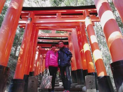 京都伏見プチ旅行