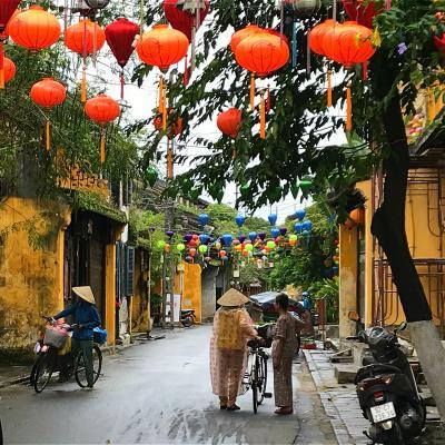 ゴーゴーアジア!インドシナ半島、国境を歩いて渡る旅【8】レトロな街並み、ホイアン前編/ベトナム