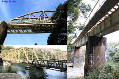 ◆名張~笠置~加太 名張川と関西本線沿線の橋梁等を巡る旅◆