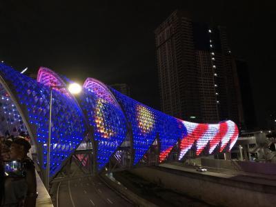 満喫マレーシア 3.4日目 サロマリンクブリッジ  そして 帰路
