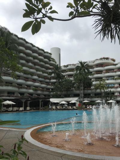 10ケ月振りのプーケット~シンガポール ちょっと贅沢大人のホテル≪シャングリ・ラ ホテル シンガポール ホライゾン クラブ≫