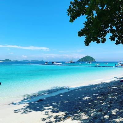ボートで15分、楽園ビーチへ!コーラル島~プーケット~