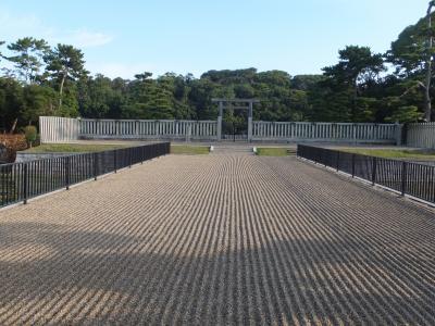 仁徳天皇陵や周辺の古墳巡りと堺市博物館を巡る旅