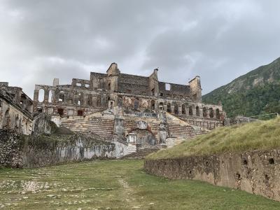 有休1日半でカリブ海のハイチ(3)ハイチ唯一の世界遺産編