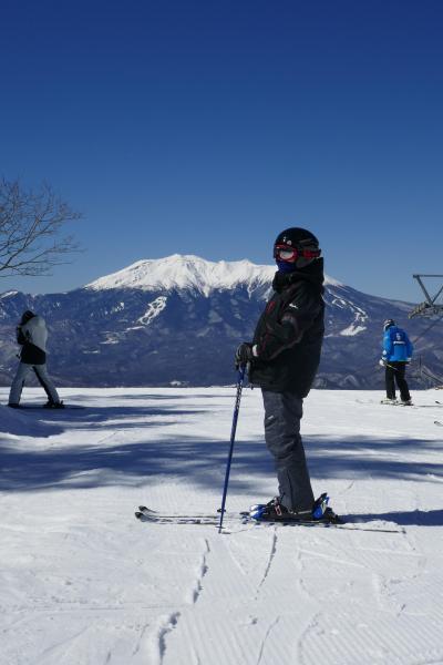 犬なき喪失を癒す旅 ① 22年ぶりの木曽福島スキー