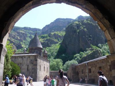 コーカサスへ (3) アルメニア