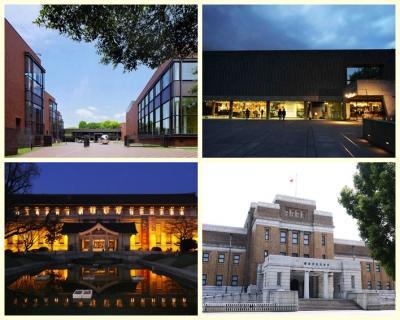 上野で美術館と博物館の建物を見学 ー 東京国立博物館、東京都美術館、西洋美術館、科学博物館の建築の素晴らしさを知る