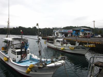 早春の港に吹かれて 薩摩・出水から天草へぶらぶらドライブ旅-1