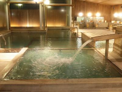 その圧倒的な湯量と大きさと/鳴子温泉/鳴子ホテル宿泊記