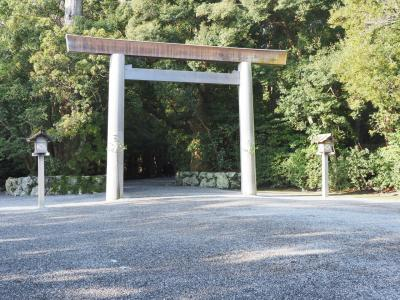 日本3大神宮のうち2つに行ってきました