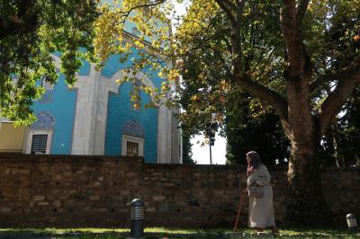 6つの世界遺産を巡るトルコ(6)「王様の耳はロバの耳」のミダス王古墳と緑の古都ブルサ