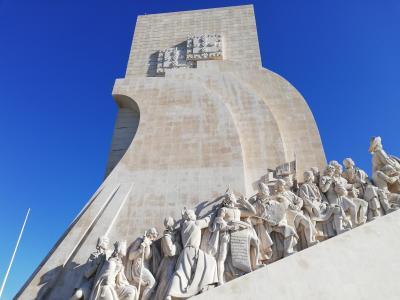 初めてのポルトガルと四半世紀ぶりのロンドン