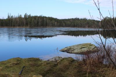 森と湖の国  スウェーデン