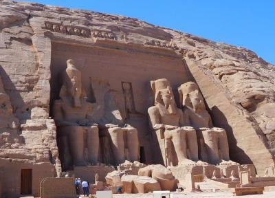 8日間のエジプトツアー(3):4日目(アスワン&アブ・シンベル)