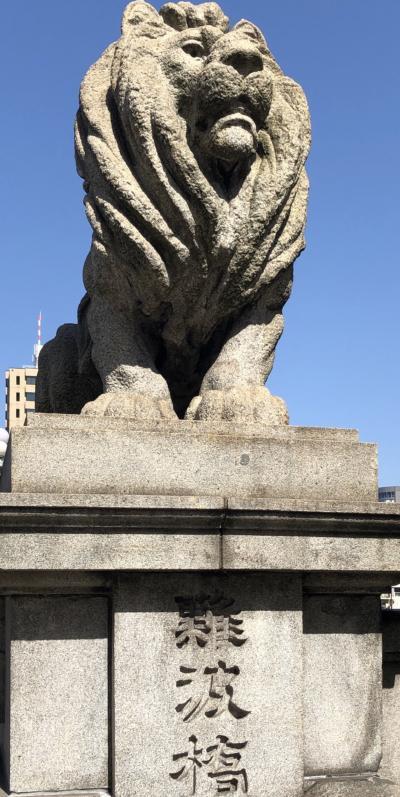 天神橋から中之島公園、中央公会堂をぶらぶら