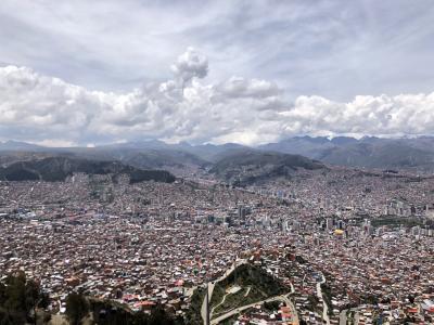 サンペドロデアタカマ からウユニへ⑧ ラパス