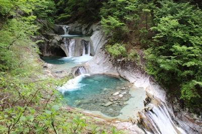 山梨_Yamanashi  市の面積の8割が森林!県名と同じ名前なのに県庁が無く、豊かな自然がある市