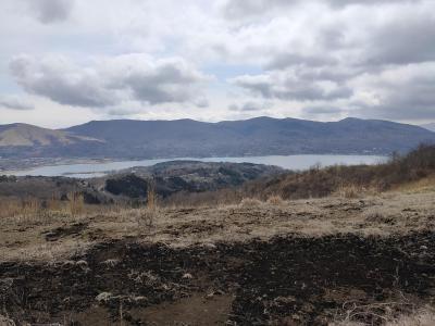運動不足解消のため大平山ハイキング