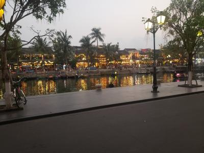 今年最初はベトナムのダナンへ!