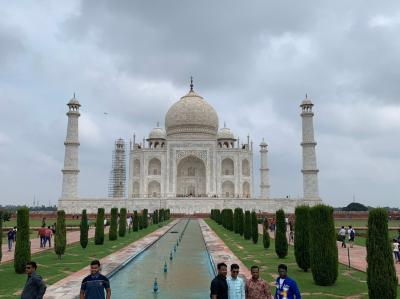 インド ゴールデントライアングル(ジャイプールーアグラ―デリー)