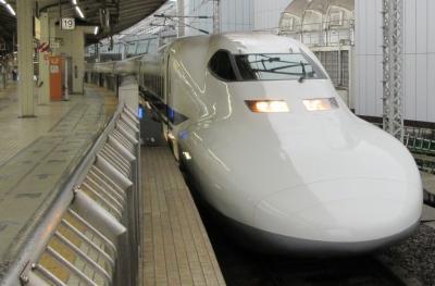 まもなく引退!!700系新幹線で行く名古屋日帰りの旅