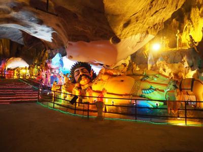 マレーシア一人旅(2020)バトゥ洞窟とリトルインディア・クアラルンプール2
