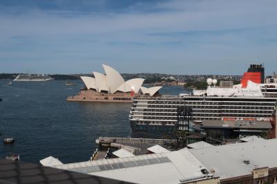 初めての南半球 オーストラリア・シドニーへの旅6日間 その5(ハーバーブリッジ~ロックス~オペラハウス)
