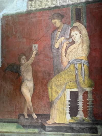 ポンペイ遺跡:1世紀にこんな豊かな生活をしていたなんて驚きです