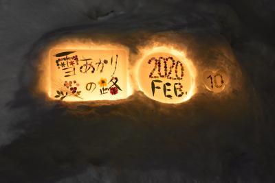小樽雪あかりの路2020~運河に灯る幻想的な世界と路地裏の銀河鉄道~(北海道)